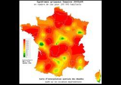 L'épidémie de grippe est confirmée en France et devrait s'intensifier