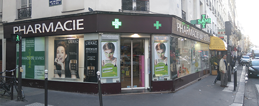Pharmacie De Sèvres,Paris