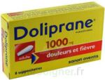 DOLIPRANE ADULTES 1000 mg, suppositoire à Paris