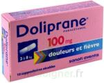 DOLIPRANE 100 mg, suppositoire sécable à Paris