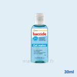 Baccide Gel Mains Désinfectant Sans Rinçage 30ml à Paris