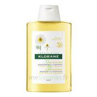 Klorane Camomille Shampooing 200ml à Paris