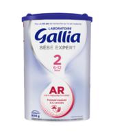 GALLIA BEBE EXPERT AR 2 Lait en poudre B/800g