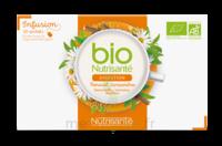 Nutrisanté Infusions Bio Tisane Digestion 20 Sachets à Paris