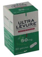 ULTRA-LEVURE 50 mg Gél Fl/20 à Paris