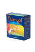 FLUIMUCIL EXPECTORANT ACETYLCYSTEINE 200 mg ADULTES SANS SUCRE, granulés pour solution buvable en sachet édulcorés à l'aspartam et au sorbitol à Paris