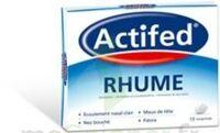 ACTIFED RHUME, comprimé à Paris