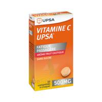 VITAMINE C UPSA 500 mg fruit exotique, comprimé à croquer à Paris