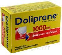 DOLIPRANE 1000 mg Poudre pour solution buvable en sachet-dose B/8 à Paris