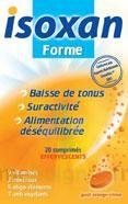 ISOXAN SPORT FORME EFFERVESCENT, bt 20 à Paris