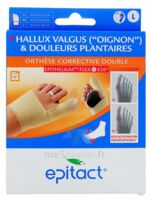 ORTHESE CORRECTIVE DOUBLE EPITACT A L'EPITHELIUM FLEX +26 TAILLE L PIED DROIT à Paris
