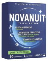 Novanuit Triple Action B/30 à Paris