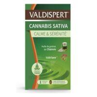 Valdispert Cannabis Sativa Caps Liquide B/24 à Paris