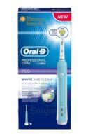 ORAL B PROFESSIONAL CARE 700 WHITE & CLEAN à Paris