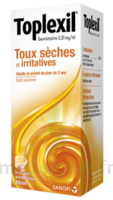 TOPLEXIL 0,33 mg/ml, sirop 150ml à Paris