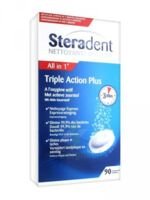 STERADENT TRIPLE ACTION, tube 30, bt 3 à Paris