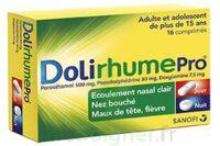 Dolirhumepro Cpr Plq/16 à Paris
