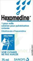 HEXOMEDINE 1 POUR MILLE, solution pour pulvérisation cutanée en flacon pressurisé à Paris