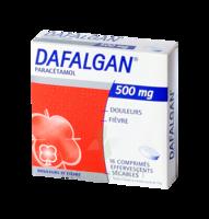 Dafalgan 500 Mg Comprimés Effervescents Sécables Film/16 à Paris