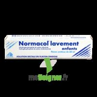 NORMACOL LAVEMENT ENFANTS, solution rectale, récipient unidose à Paris