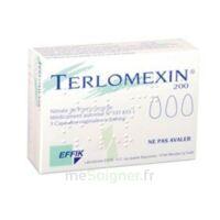 TERLOMEXIN 200 mg, capsule molle vaginale à Paris