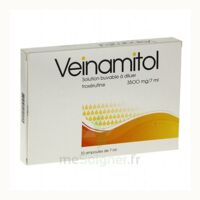 VEINAMITOL 3500 mg/7 ml, solution buvable à diluer à Paris