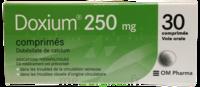 DOXIUM 250 mg, comprimé à Paris