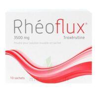 RHEOFLUX 3500 mg, poudre pour solution buvable en sachet à Paris
