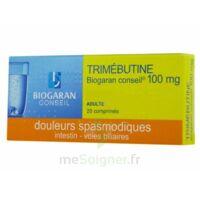 TRIMEBUTINE BIOGARAN CONSEIL 100 mg, comprimé à Paris