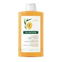 Klorane Beurre De Mangue Shampooing Cheveux Secs 400ml à Paris
