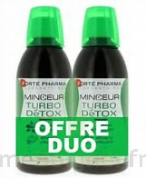 FORTE PHARMA TURBO DETOX 500MLx2 à Paris