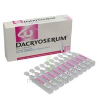 DACRYOSERUM SOL OPHT DOS5ML 20 à Paris