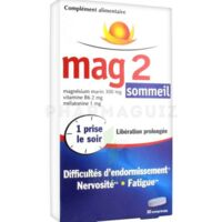 MAG2 SOMMEIL 30 CPR à Paris