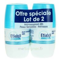 ETIAXIL DEO 48H ROLL-ON LOT 2