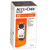 Accu-Chek mobile à Paris