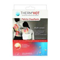 Therm-hot - Patch chauffant Multi- Zones à Paris