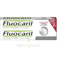 Fluocaril Bi-Fluoré 145 mg Pâte dentifrice blancheur 2*75ml à Paris