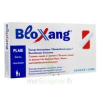 BLOXANG Eponge de gélatine stérile hémostatique B/5 à Paris