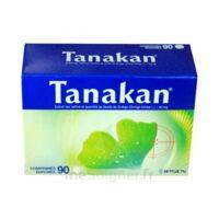 TANAKAN 40 mg, comprimé enrobé à Paris