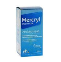 MERCRYL, solution pour application cutanée à Paris