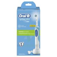 ORAL B CROSS ACTION Brosse dents électrique vitality à Paris