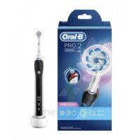 ORAL B PROFESSIONAL CARE 2000 Brosse dents électrique sensi ultra thin black à Paris