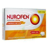 NUROFEN 200 mg, comprimé orodispersible