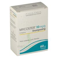 MYCOSTER 10 mg/g, shampooing à Paris