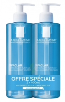 Effaclar Gel Moussant Purifiant 2*400ml à Paris