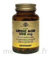Solgar Acide a Lipoïque 200 mg à Paris