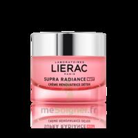 Supra Radiance Crème rénovatrice nuit 50ml à Paris