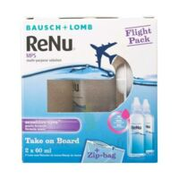 RENU SPECIAL FLIGHT PACK, pack à Paris