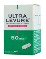 ULTRA-LEVURE 50 mg Gélules Fl/50 à Paris