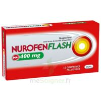 NUROFENFLASH 400 mg Comprimés pelliculés Plq/12 à Paris